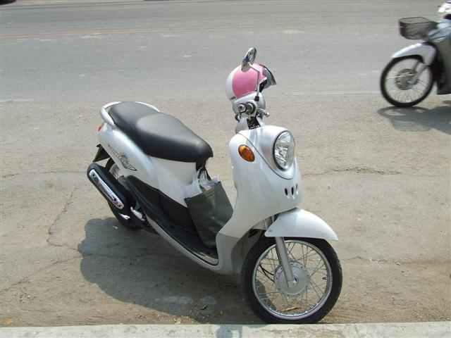 Her Scooter