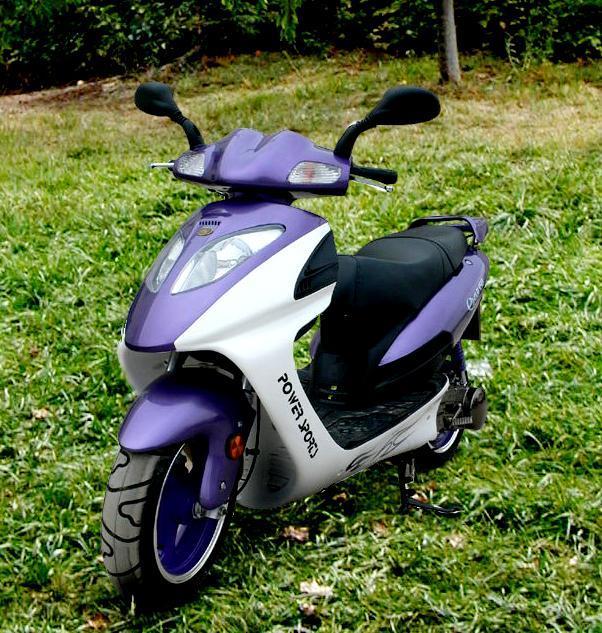Eagle Scooter 150cc