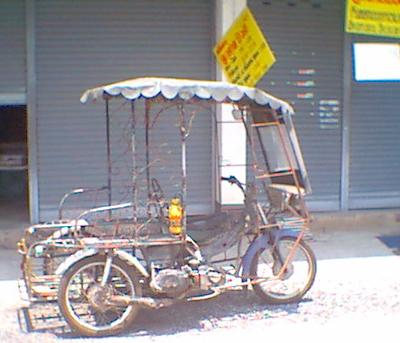 Thailand Scooter Derivative