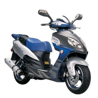 Horizon 150cc Moped