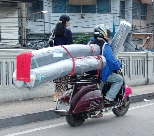 freight scooter