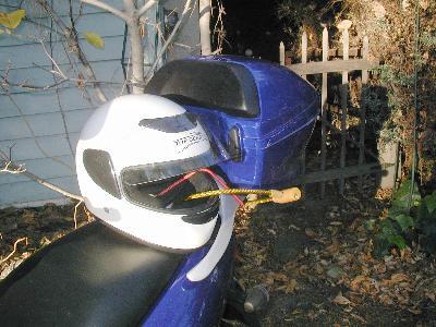 Spare Helmet