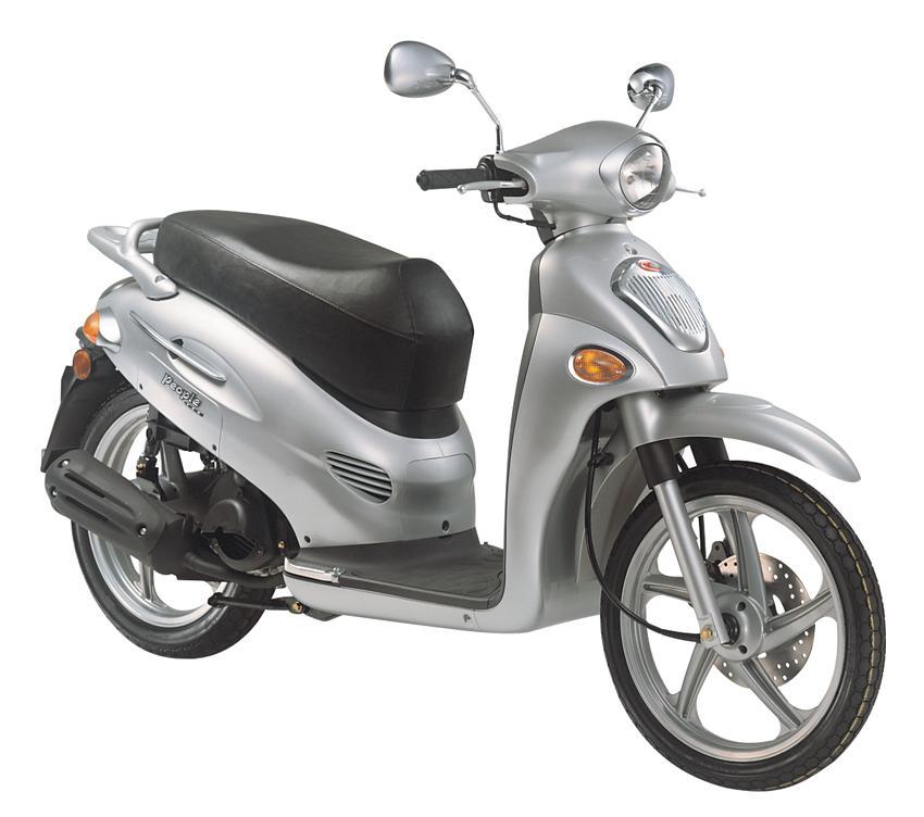 Kymco People 150 Motorscooter