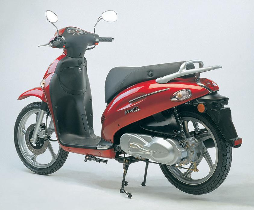 Kymco People 150 Motorscooter