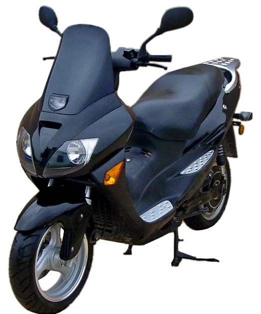 The  Falcon Matrix Electric Scooter