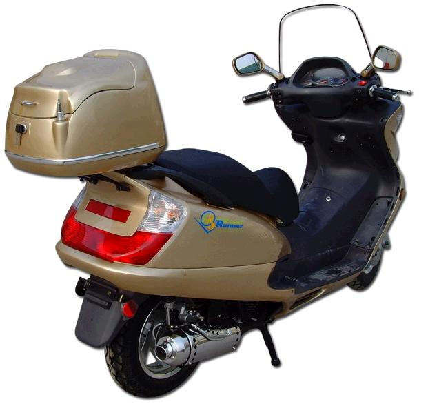 250cc Touring Scooter