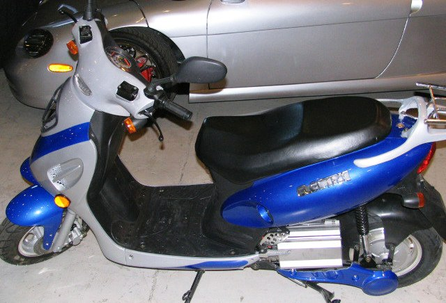 The  Falcon Proton Electric Scooter