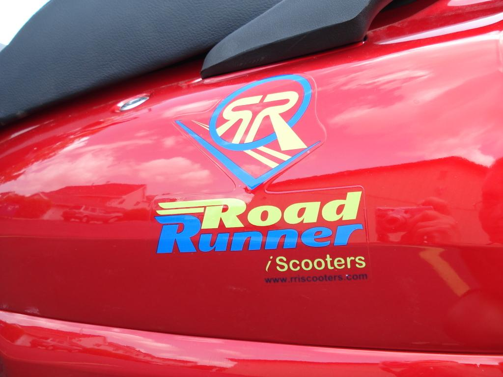 Roadrunner Iscooter