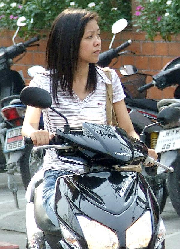 Motorscooter Freedom