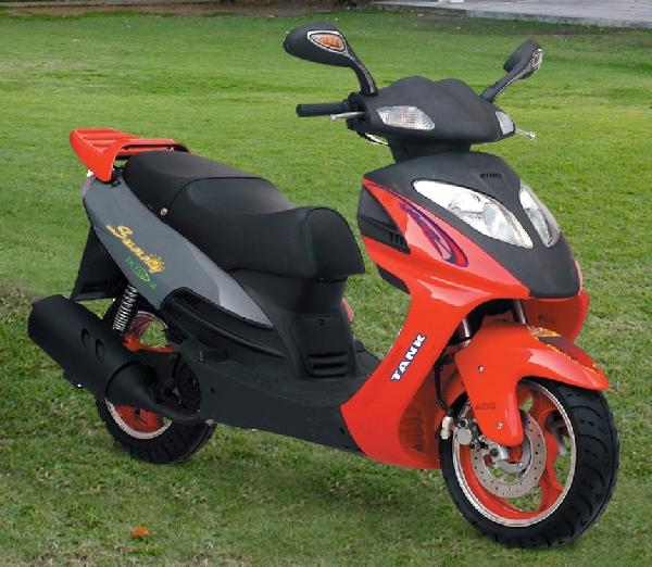 Performance Motorscooter