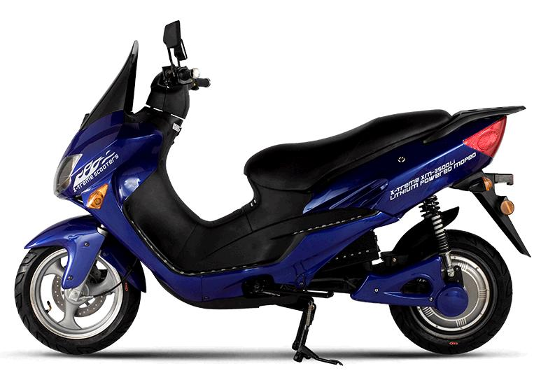 The XM-3500li Electric Motorscooter $3,899.00