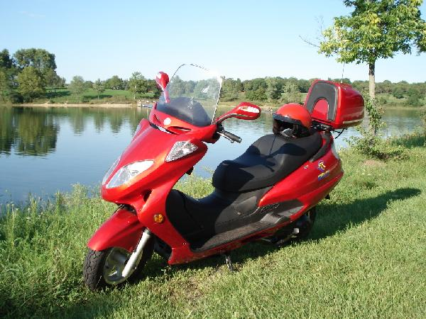 Motor Scooters Comprehensive Listing