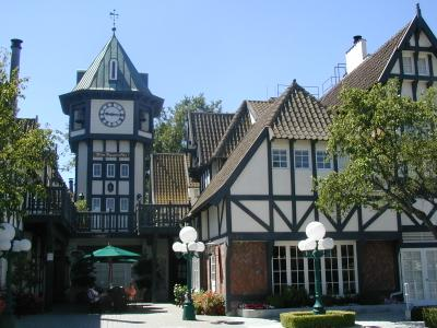 Solvang architectured