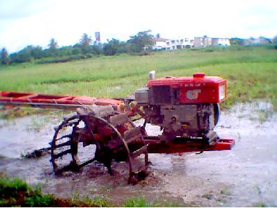 Diesel Tractor